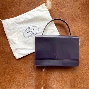 Authentic Prada Frame Bag